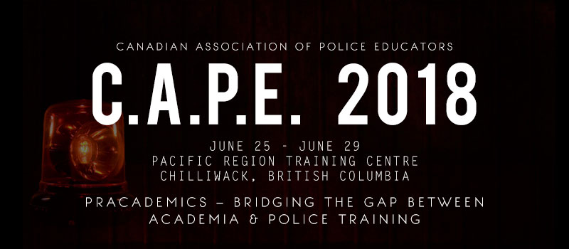 Pracademics – Bridging the Gap Between Academia & Police Training